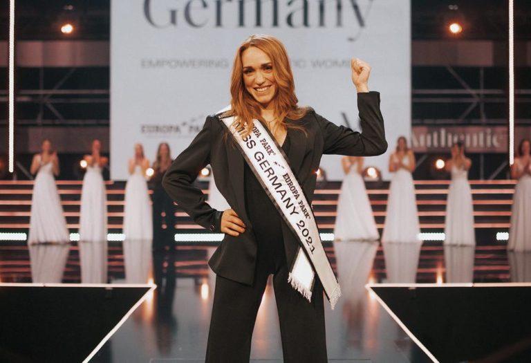 "Anja Kallenbach ist ""Miss Germany 2021""   Promifacts"